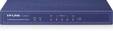 TP-LINK 1固定WAN固定LAN3可調整WAN/LAN最多.4WAN多功能路由器 ( TL-R470T+ )